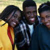 Black Teenagers Smiling1